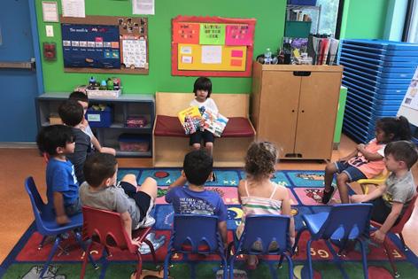 4's classroom 1